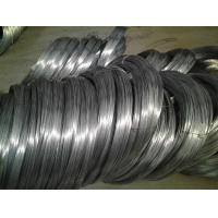Buy cheap High Carbon Spring Steel Wire Black Oiled or Galvanized 1 . 2 mm And 2mm Flexible Duct from Wholesalers