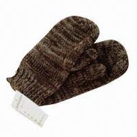 Buy cheap Children's knitted gloves with fancy style from wholesalers