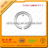 Buy cheap Round 24mm passive uhf RFID label tags from Wholesalers