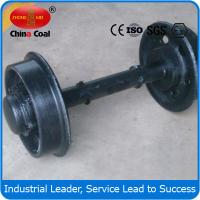 Buy cheap Mine Car Wheel from Wholesalers