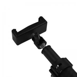 China Black 3K Carbon Fiber Telescopic Pole Camera Mast factory