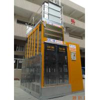 Buy cheap Safe Flexible Construction Hoist Elevator SC200/200 VFC Motor Control Rack Module	8 from Wholesalers