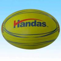PVC Rugby Available in Different Colors