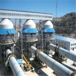 China 4 % Obliquity 6M Diameter Cement Plant Equipments and lime rotary kiln factory