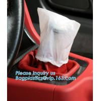 China Protector set steering wheel gearstick airbrake seat cover foot mat Nylon seat cover Reusable seat cover car seats, LTD factory