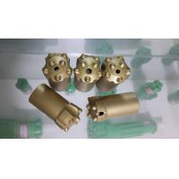 China Taper 11 Degree  Tungsten Carbide Rock Drilling Tools rods and bits on sale