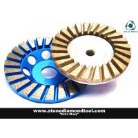 Quality Turbo Cup Griding Wheel for stone for sale