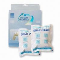 China Nontoxic Hot and Cold Packs, Used to Supply Instant Cold within 3 Seconds, Suitable for Traveling factory