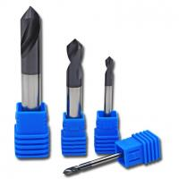 China Alloy Coating Tungsten Steel Tool Aluminum Cnc Machining / Chamfer Milling Cutter factory