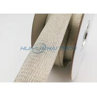 Buy cheap Abrasion Resistant Emi Shielding Sleeve Weave Design Easy Installation from Wholesalers