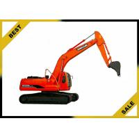 Buy cheap 2390mm Track Gauge Construction Digging Machine Better Visibility Air Conditioning Driving Room from Wholesalers