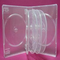 China 35mm Multi Super Clear DVD Case on sale