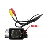 China Universal Car front Rear View Parking Camera HD Waterproof Reverse shockproof 170 degree Parking line Camera CMOS-112 on sale