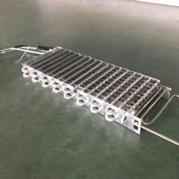 Buy cheap Finned Type Evaporator With Aluminum Material Tube And Fin For Refrigeration Equipment from Wholesalers