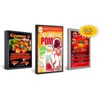 China Outdoor and indoor large format backlit film printing / Backlit Posters Printing on sale