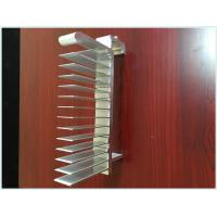Buy cheap 6063 T5/T6 Extruded Aluminum Profiles Heatsink For Water Cooler / Electronic Radiator from Wholesalers
