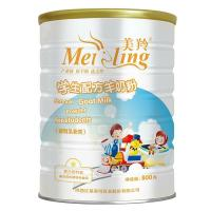 China 800g/Tin Folic Acid Formulated Student Milk Powder factory