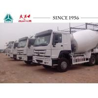 Buy cheap 8 M³ Capacity HOWO Concrete Mixer Truck 10 Wheeler For Construction Industrial from wholesalers