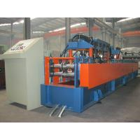 Buy cheap Metal 440V Stud and Track Roll Forming Machine Mitsubishi PLC , Plated With Chrome from Wholesalers