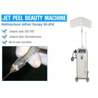 China Skin Beauty Oxygen Jet Peel Machine With Diamond Dermabrasion Four In One Ozone Output on sale