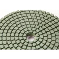 Buy cheap Diamond Polishing Pads 4 inch Wet-Dry 30 Grit, Granite Marble Concrete from Wholesalers