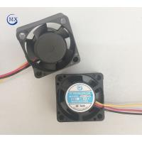 Buy cheap 12 Volt Dc Motor Industrial Cooling Fans 25mm * 10mm Extractor Type Black Color from Wholesalers