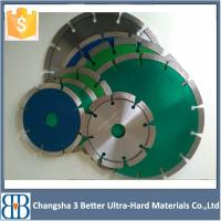 Buy cheap 7inch180mm Wet Cutting Diamond Angle Grinder Saw Blade from Wholesalers