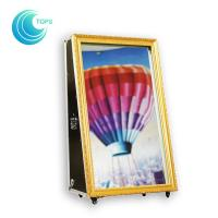 Buy cheap Most Popular selfie 55 Inch Magic Mirror Photo Booth Touch Screen Photo Booth for fashion show from Wholesalers