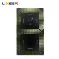 China 21 Inch 7 Segment Digit Digital Board Use For Gas Price Sign , Long Life factory
