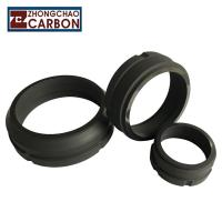 China OEM Reaction Kettle Stationary Seal Ring O Ring Style ZC Carbon Technology factory