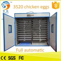 China new functional full automatic middle-sized egg incubator for sales HT-3520 factory