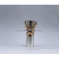 China Novelty Lipstick case with Ring Decoration custom lipstick shell lipstick shell supplier factory
