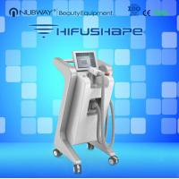 Quality ultrasound therapy vertical HIFUSHAPE body slimming machine/non invasive lipo for sale