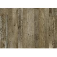 Buy cheap Water proof parque wood PVC printed layer for vinyl dry back / SPC / WPC tile flooring from Wholesalers