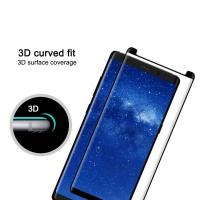 Buy cheap Ultra Thin Galaxy NOTE 8 Anti Glare Glass Screen Protector Anti Scratch 99% Transparency from Wholesalers