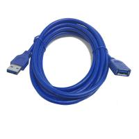 Buy cheap AM To AF 3M SSD Accessories , USB 3.0 Data Extension Cable Office from Wholesalers