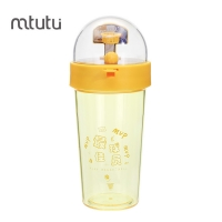 China 500ml Home Patent Certificate Eco Friendly Water Bottles factory