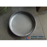 China AISI/SUS Standard Stainless Steel Sieve Wire Mesh With 100, 200, 300, 400, 500, 600 micron factory