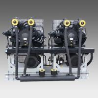 China Medium Pressure Pet Bottle Blowing Air Compressor (09SH T, Double engine set) factory