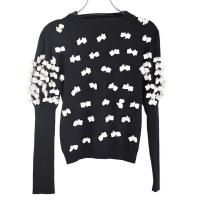 Design of hand made knitting sweaters