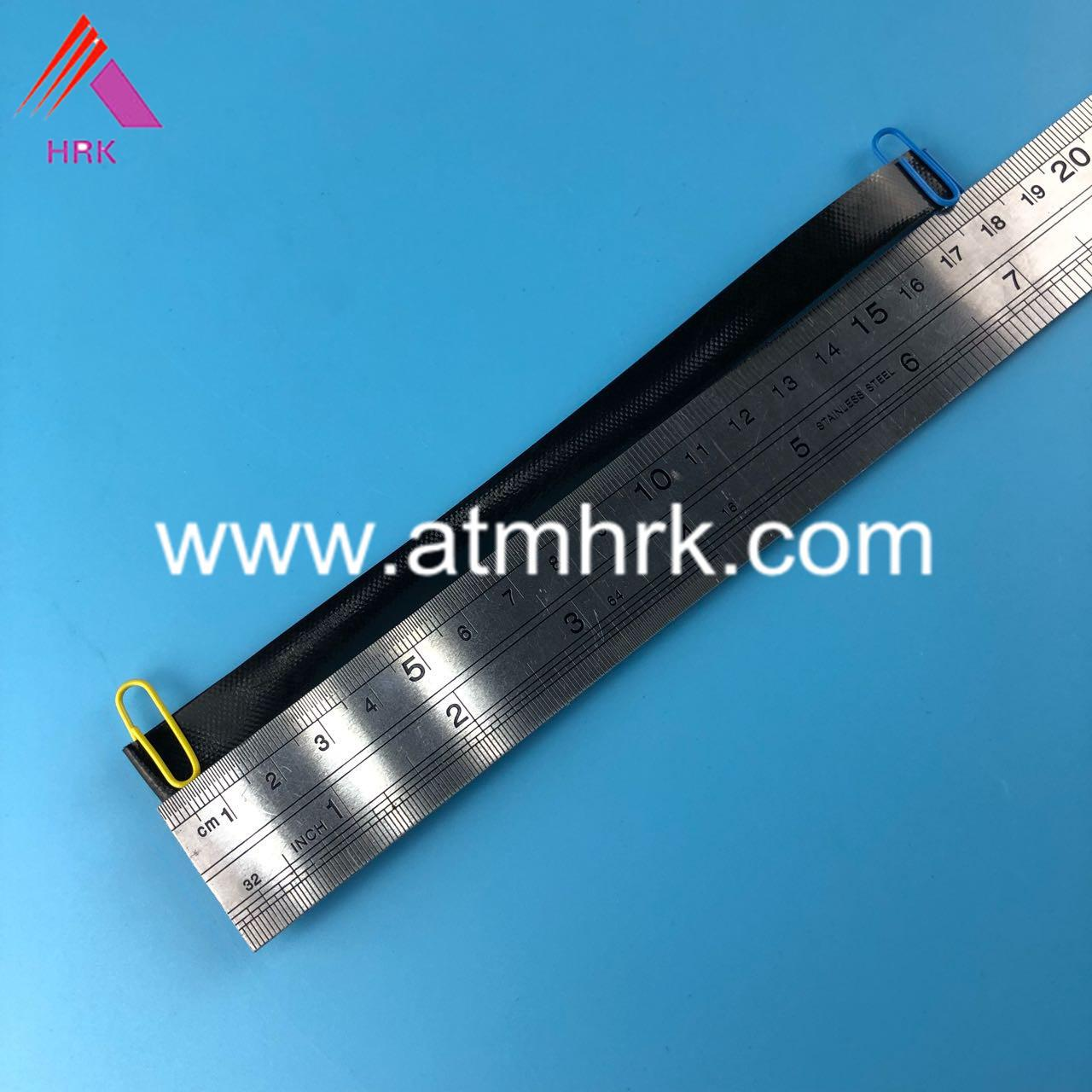 Buy cheap GRG Atm Hardware Components , CRM9250NF Lower Channel Belt 12*372*0.65mm from Wholesalers
