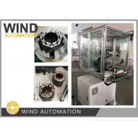 Buy cheap Eight Poles BLDC Stepping Motor Stator Winding Machine With Two Needles from wholesalers