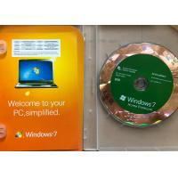 Buy cheap Global Useful Microsoft Windows 7 Home Basic Full Version With Multi Language from Wholesalers