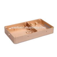 China Broaching AL6061 Cnc Milling Service For Electronic factory