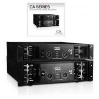 Buy cheap AB Classes 400 Watts 8 Ohms Music Amplifier Broadband Low Noise THD  from Wholesalers