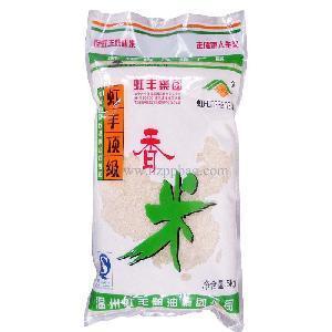 China HDPE Rice Bag factory