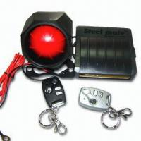 China Car Alarm System with Microwave Sensor to Detect Stealing Action and Code Learning factory