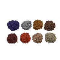 China Low Density Colored Rubber Granules With Virgin EPDM Polymers 0.5-2mm , 1-3mm factory