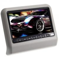 China 9 Size Portable DVD Player For Car Headrest , Headrest TV Screens OEM / ODM on sale