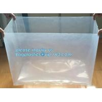 China Protective Packaging Wraps Shrink Stretch, Pallet Covers and Bin Liners, Up To 3 Mil Thick and 97 Inches Long, Bags & Fo on sale